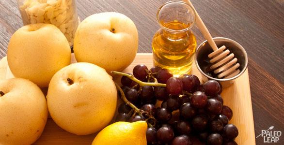 pears preparation