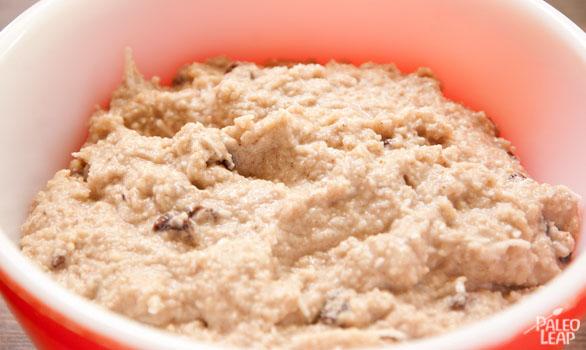 Cookie preparation