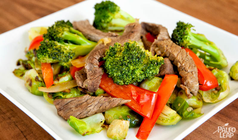 Beef and broccoli stir fry paleo leap beef and broccoli stir fry forumfinder Image collections