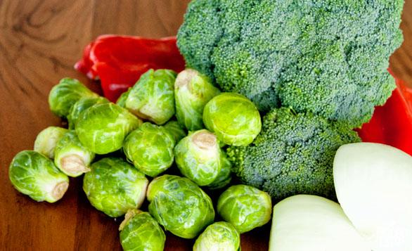 Beef and Broccoli Stir-Fry preparation