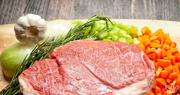 Beef Chuck preparation