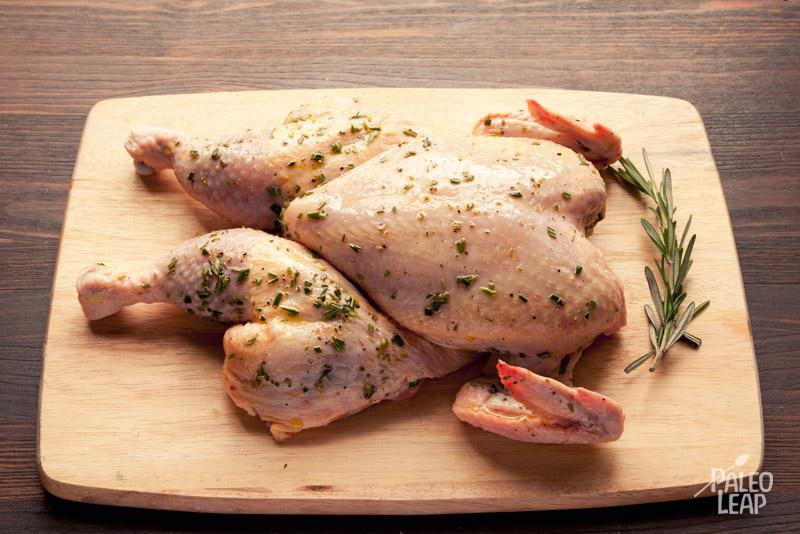 Chicken preparation