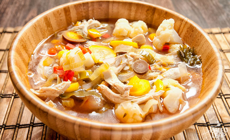 Chicken and vegetable soup paleo leap chicken and vegetable soup forumfinder Images