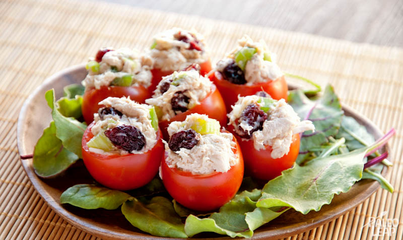 Chicken Cranberry Salad