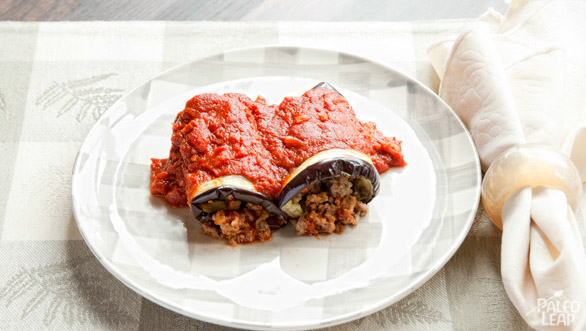 ... eggplant tomato and garlic salad cannelloni with tomato eggplant sauce