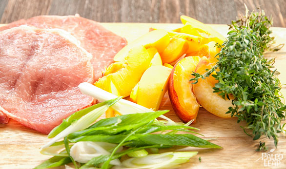Pork Chop preparation
