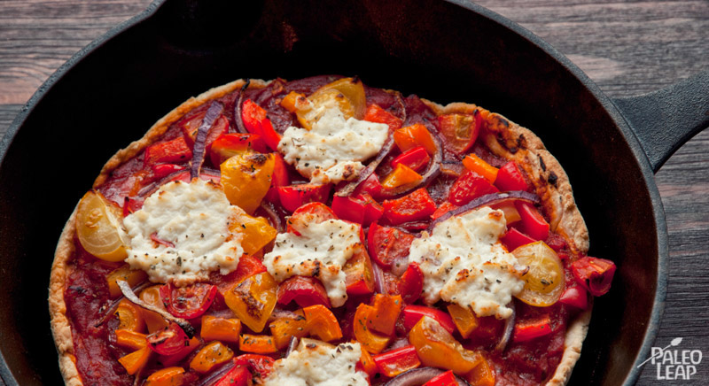 Hot Skillet Pizza