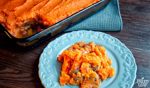 Cottage Pie With Sausage