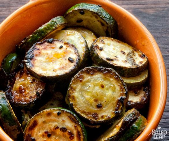 Mint Zucchini