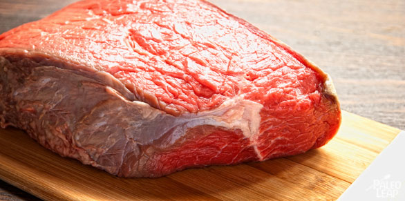 Sirloin preparation