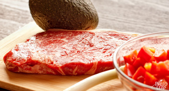 Sirloin steak preparation