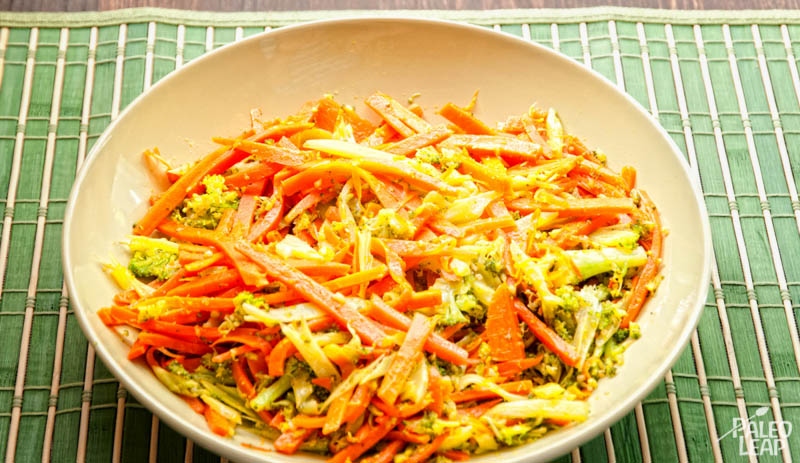 recipe: broccoli slaw salad paleo [18]