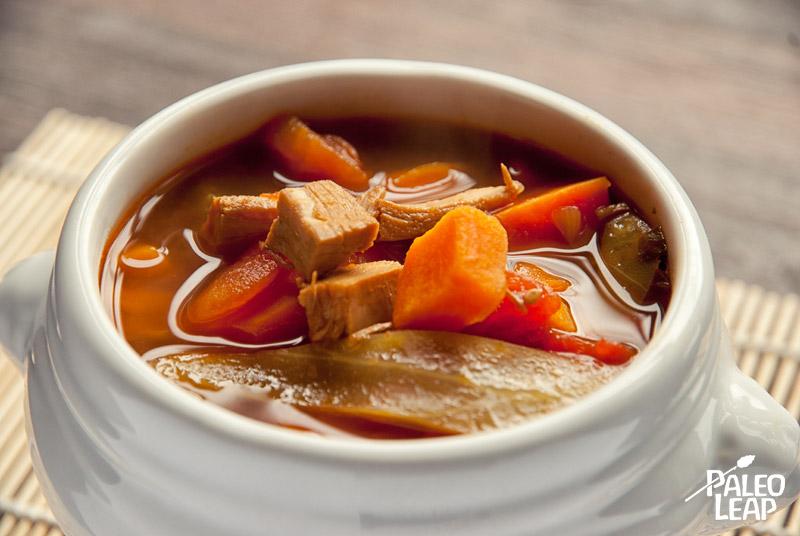Winter Vegetable Soup