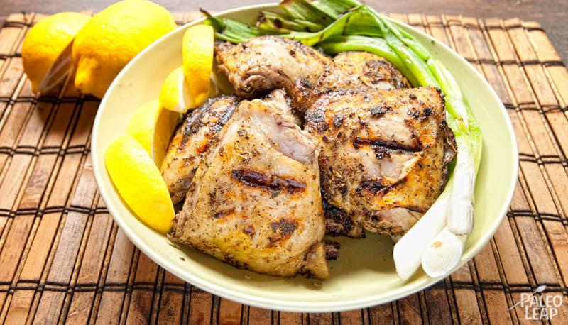 Zaatar Grilled Chicken