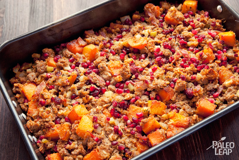 Apple and Squash Stuffing