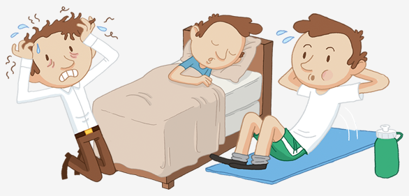sleep and stress management This factsheet discusses five things to know about stress and how to digestive, sleep the causes and effects of psychological stress, and stress management.