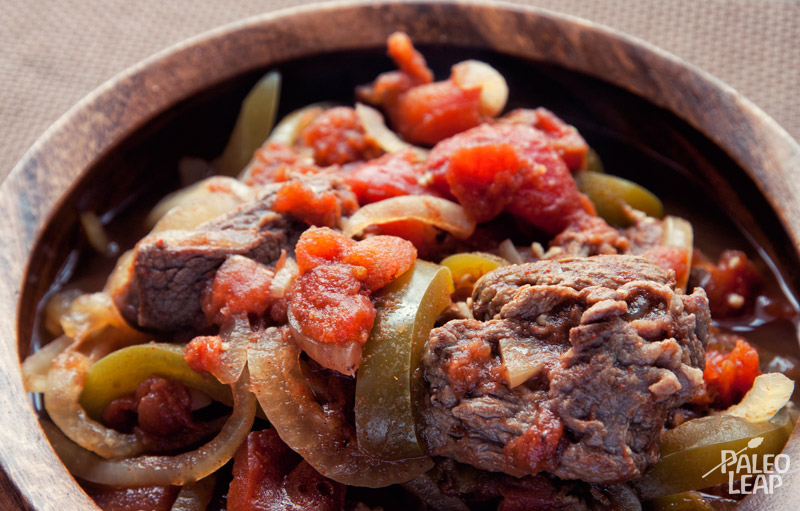 Hungarian Beef Goulash Paleo Leap