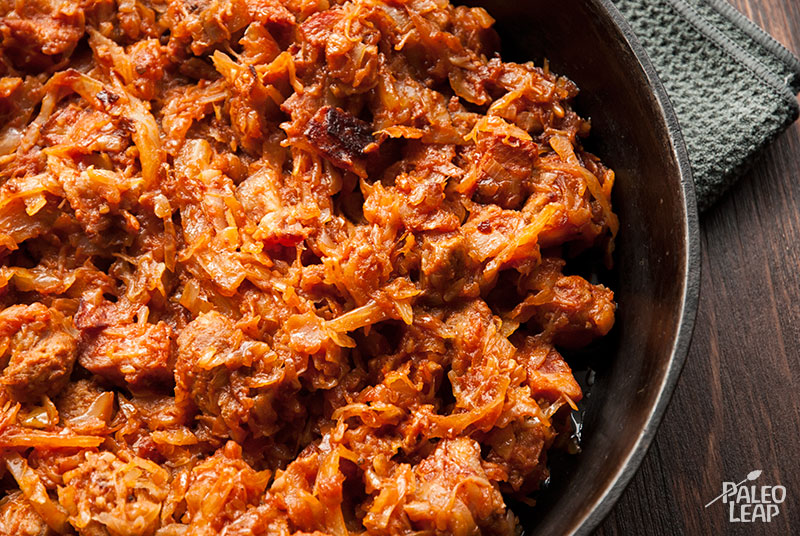 Bigos a polish hunter 39 s stew paleo leap for Authentic polish cuisine