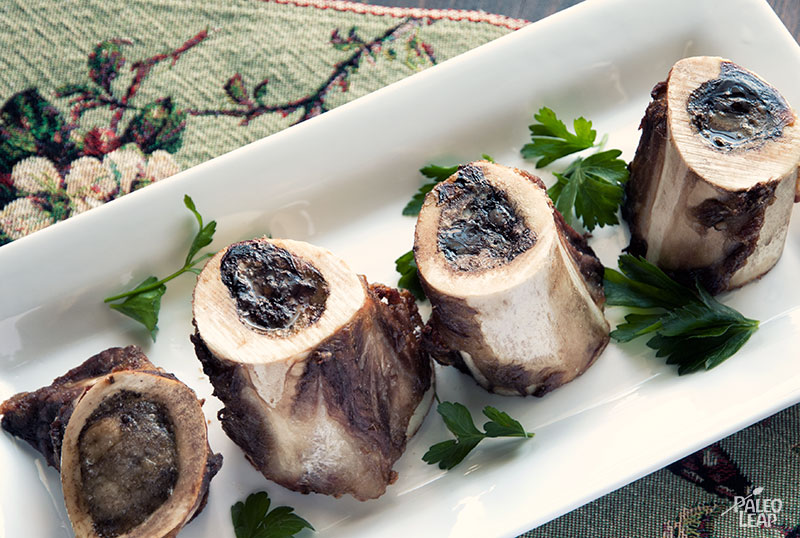 Roasted Bone Marrow | Paleo Leap