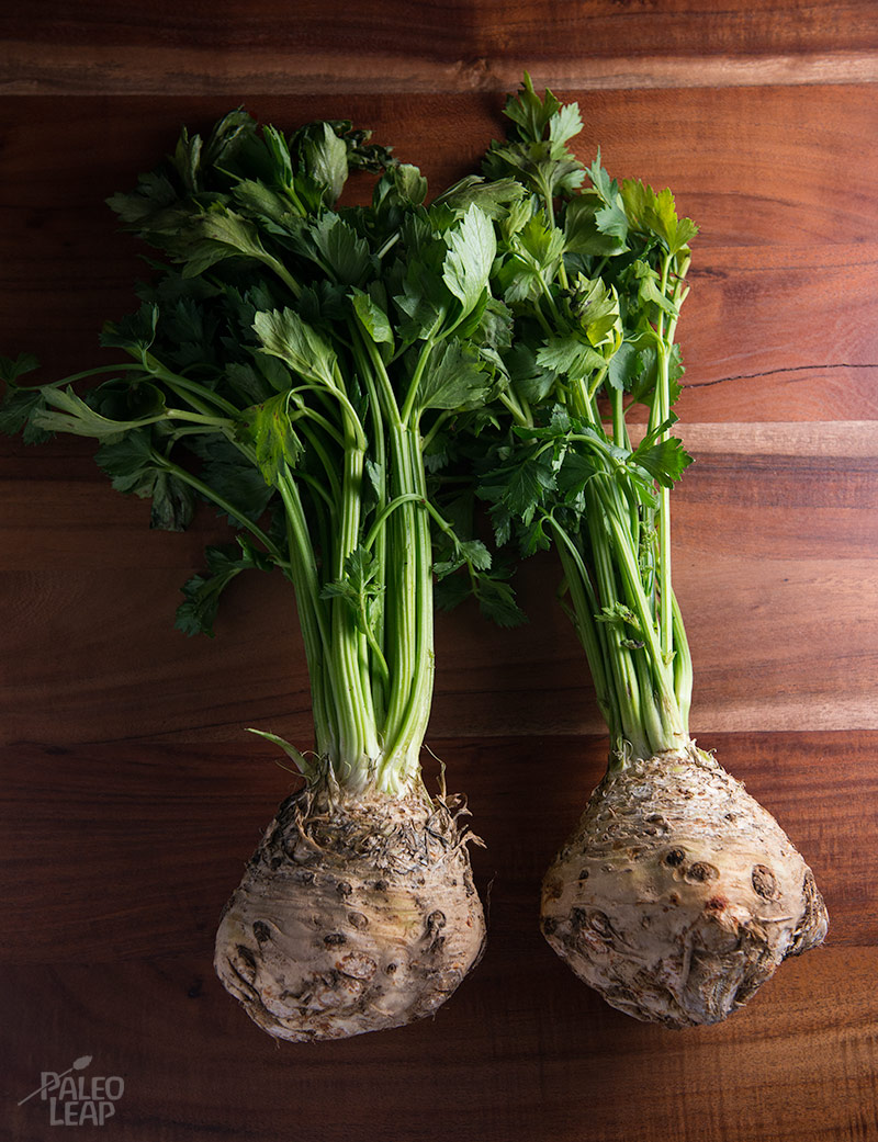 How To Make Mash Celeriac