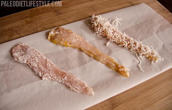 Coconut henriettas recipe strip