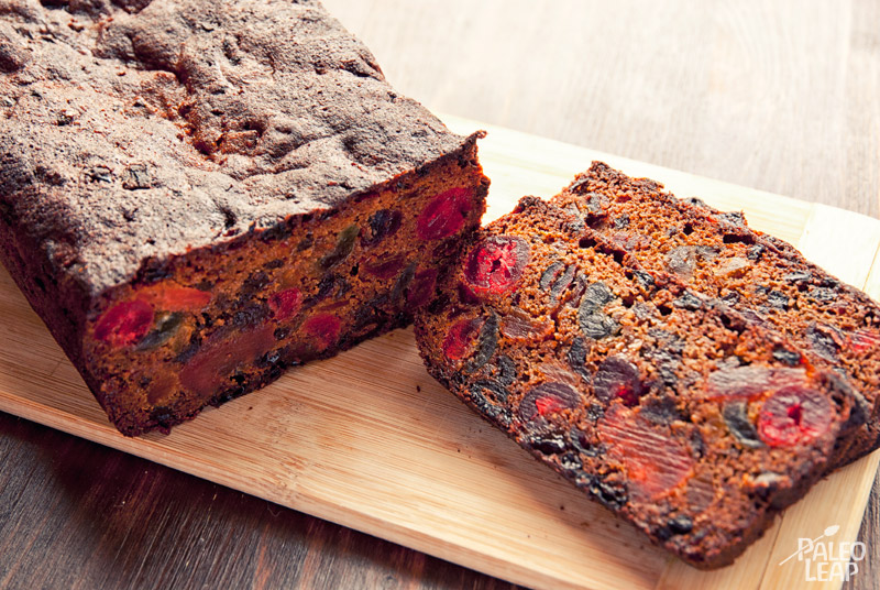 Fruit Cake | Paleo Leap