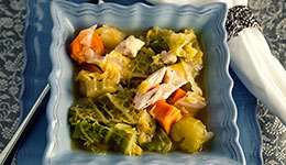 Old Fashioned Cabbage Soup