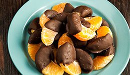 Chocolate Oranges