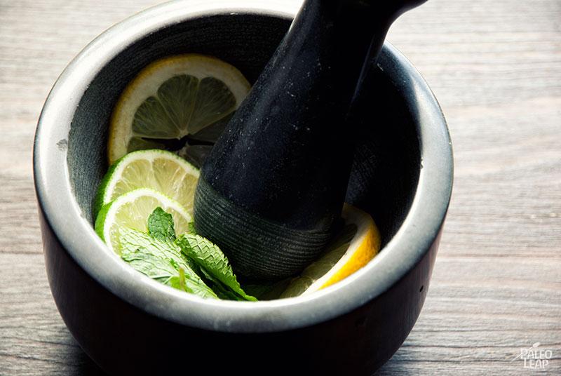 Lemonade preparation