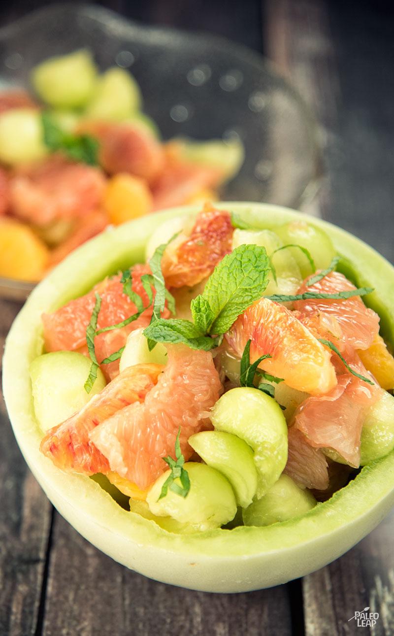 Grapefruit And Orange Salad