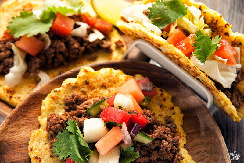 Beef taco toppings - Liss cardio workout