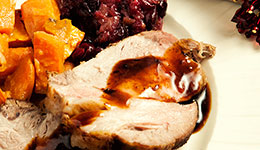 Holiday Spiced Pork Roast
