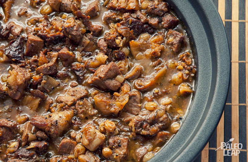 Lamb Stew | Paleo Leap
