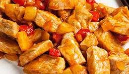 Pork and Pineapple Stir-Fry