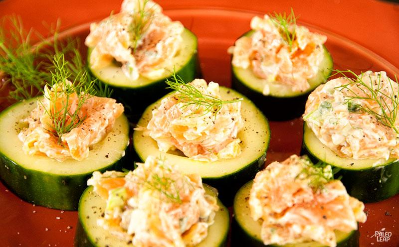 Paleo recipes salmon salad