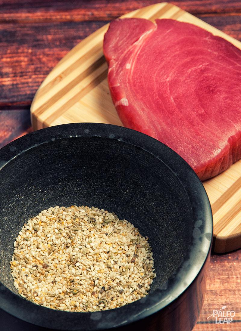 Tuna preparation
