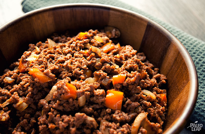 Slow Cooker Sloppy Joes | Paleo Leap
