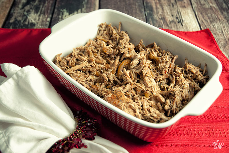 Slow Cooked Balsamic Pork Roast