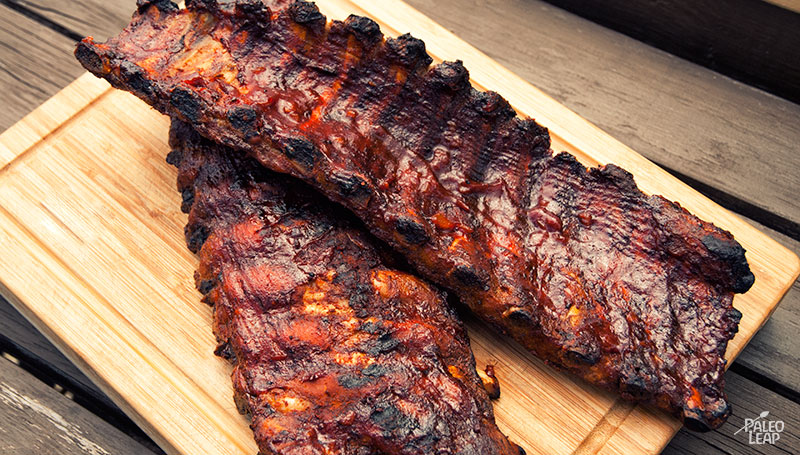 Texas Pork Ribs