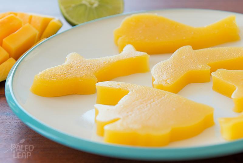 Mango Lime Gelatin Gummies