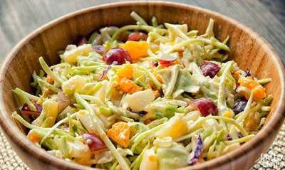 Fruity Coleslaw