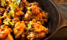 Chicken Tajine With Apricots