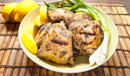 Zaatar Grilled Chicken