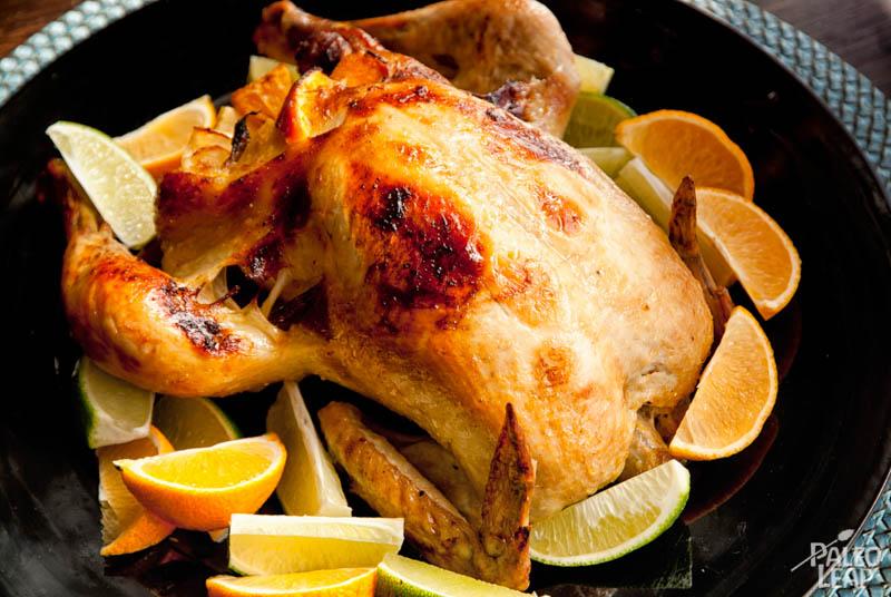 Citrus Roast Chicken