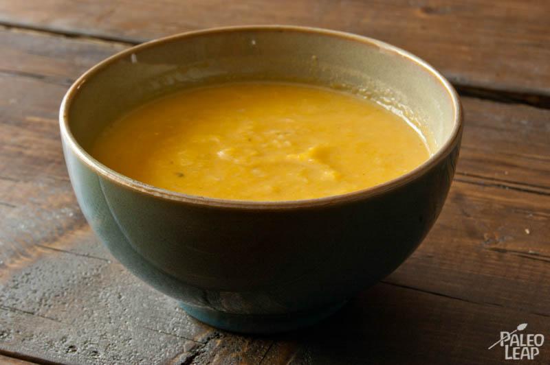 Leek And Sweet Potato Soup Recipe