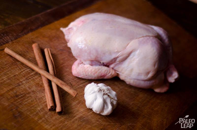 Cinnamon chicken ingredients