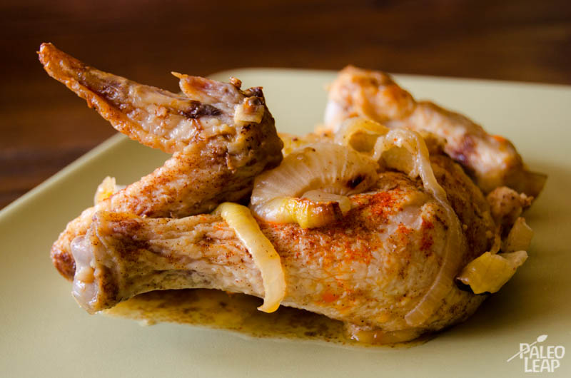 Cinnamon chicken