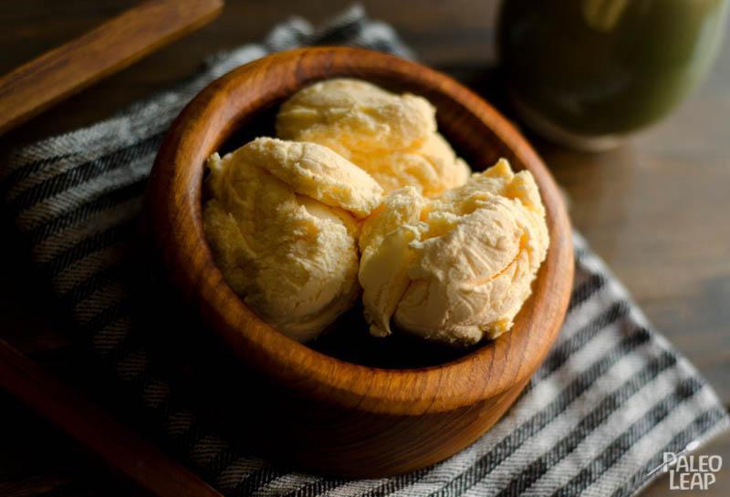 Paleo Coconut Vanilla Ice Cream | Paleo Leap