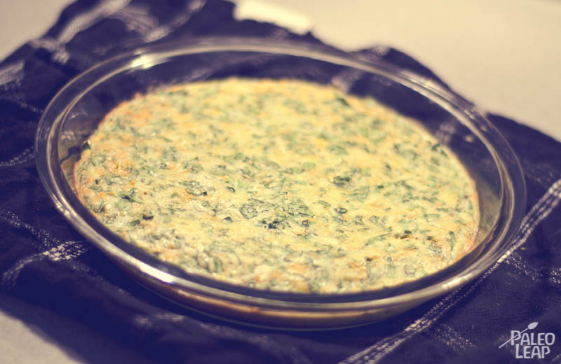 Basic Spinach Quiche
