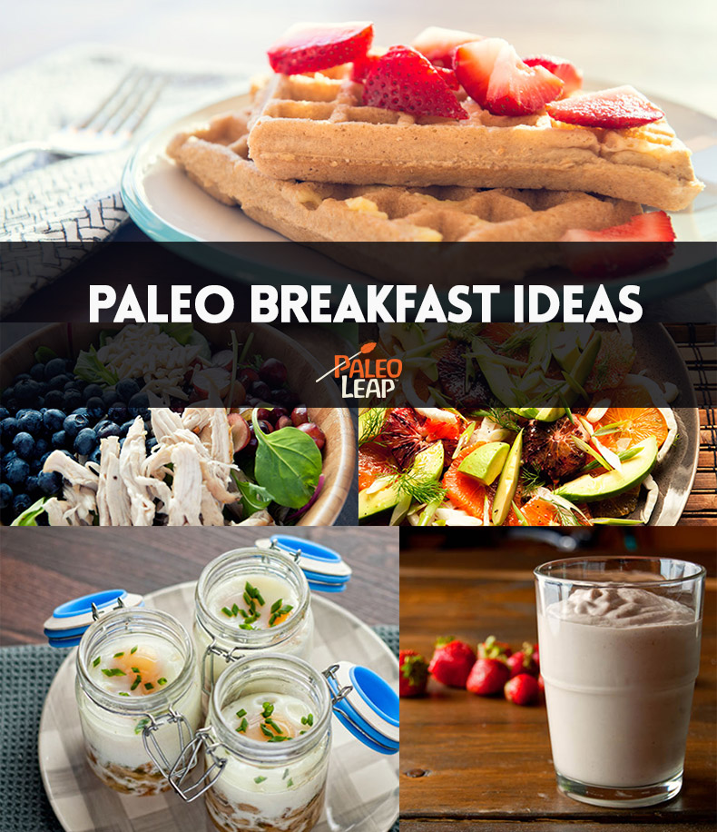 Caveman Diet Ideas : Paleo diet breakfast